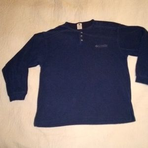 Vintage Made in USA Columbia Pullover Sweater